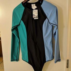 Volcom Swim - 🔥SALE!!🔥Volcom Simply Solid Rash Guard Swim Suit